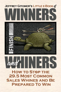 Little Ebook of Winners and Whiners