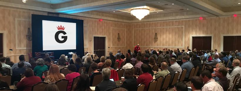 Jeffrey Gitomer's Live Sales Training in Atlanta